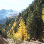 Un grand week-end dans les Alpes du Sud à la Toussaint