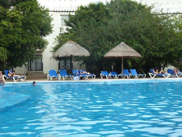 Hotel sandos caracol mexique