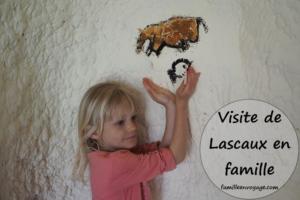 visite de lascaux 4 en famille