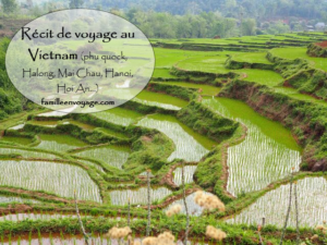 voyage au vietnam mai chau, tu long, hanoi