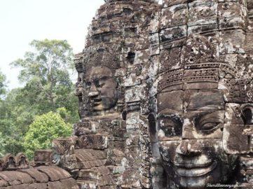 voyage cambodge temple Bayon
