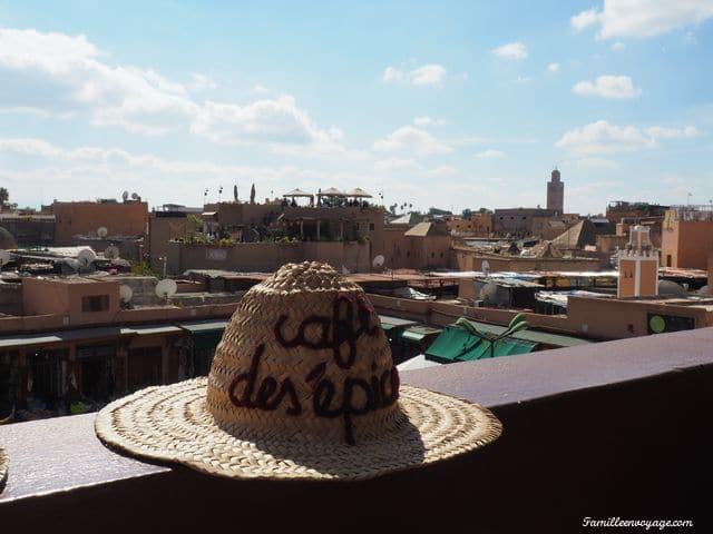 voyage 3 jours à marrakech