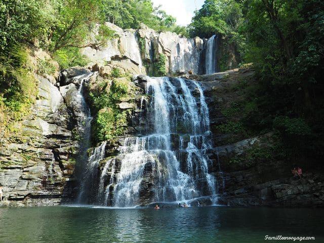 cascade nauyaca costa rica