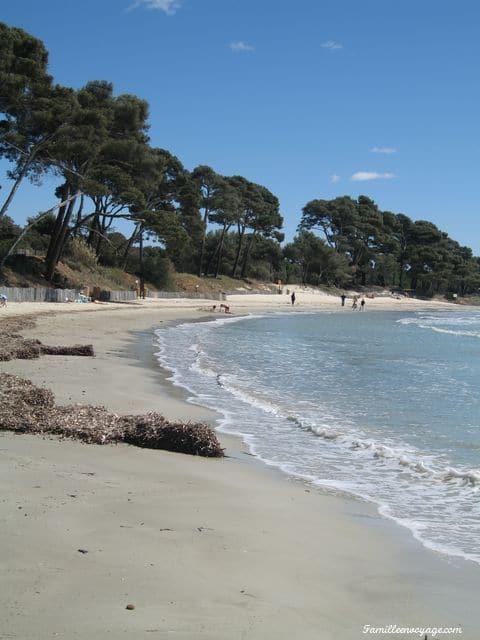 plage de l'estagnol