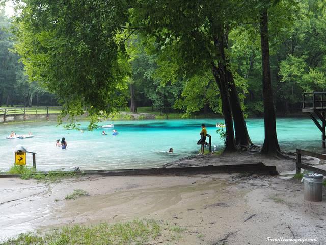 Blue springs floride
