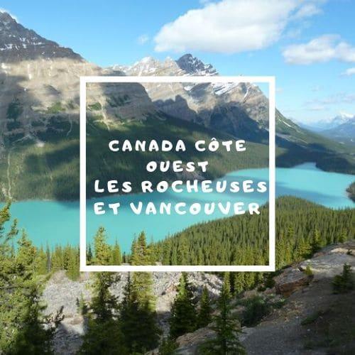 canada côte ouest