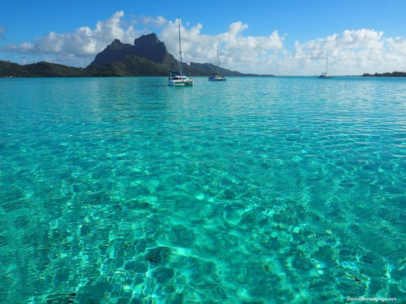 catamaran polynesie